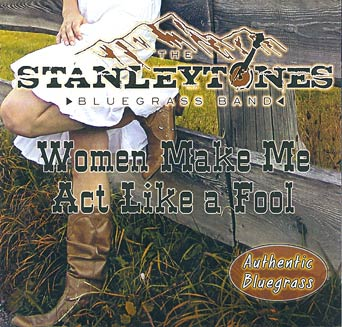 Image: Women Make Me Act Like a Fool CD cover