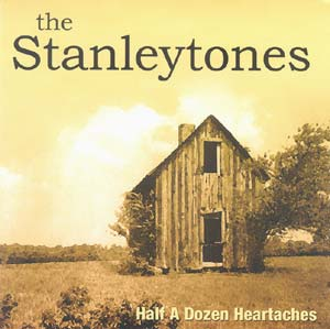 The original Stanleytones CD